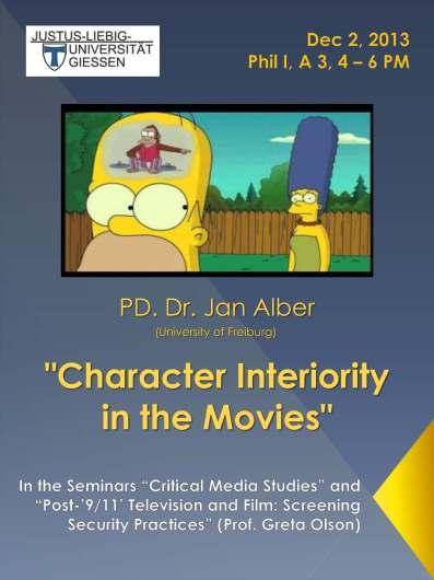 VL Guest Lecture_Jan Alber